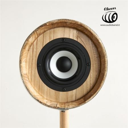 Cheers di Audiobarrel - Loudspeackers barrel, Botti acustiche