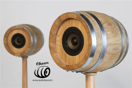 Cheers di Audiobarrel - botti sonore