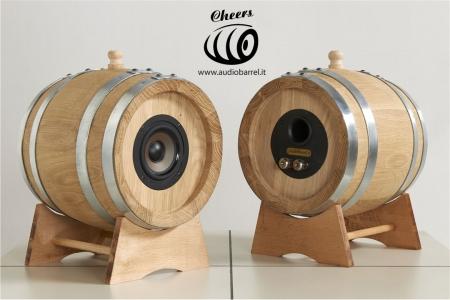 Cheers di Audiobarrel - botti acustiche